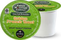 Green Mountain Golden French Toast KCUp