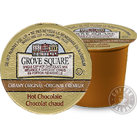 Grove Square Creamy Original Hot Chocolate Kcup