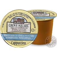 Grove Square French Vanilla Cappuccino Kcup