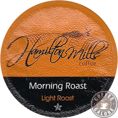 Hamilton Mills Morning Roast KCup