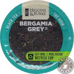 Higgins and Burke Bergamia Grey K cup