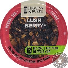 Higgins and Burke Lush Berry K cup