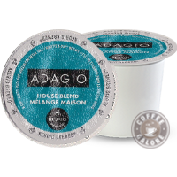 Adagio House Blend K cup
