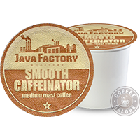 Java Factory Smooth Caffeinator