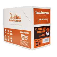 Java Factory Dark and Handsome