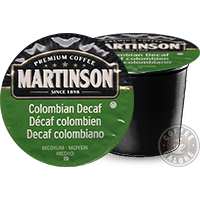 Martinson Columbian Decaf