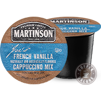 Martinson French Vanilla Cappuccino