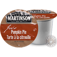 Martinson Pumpkin Pie