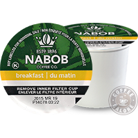 Nabob Breakfast Kcup