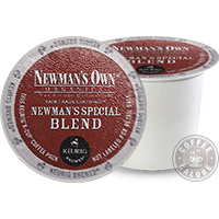 Newmans Special Blend K cup