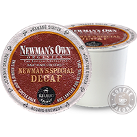 Newmans Special Decaf K cup