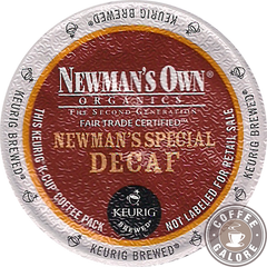 Newmans Special K cup
