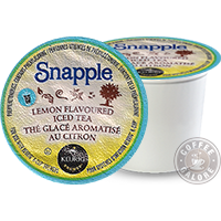 Snapple Lemon Iced Tea Kcup