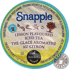 Snapple Lemon Iced Tea