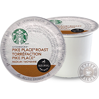 Starbucks Pike Place Kcup