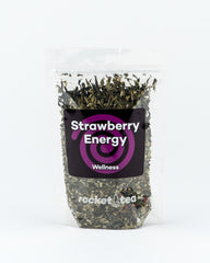 Strawberry Energy Bag Front