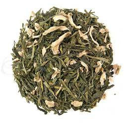 Ginger Green Loose Leaf Tea