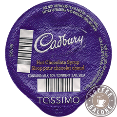 Cadbury Hot Chocolate TDIsc