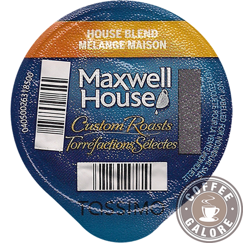 Maxwell House House Blend Tassimo