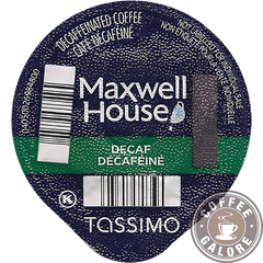 Maxwell House Decaf Tassimo