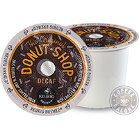 Donut Shop Decaf Kcup