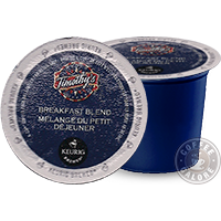 Timothy's Breakfast BLend Kcup