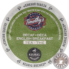 Timothy's English Breakfast Decaf
