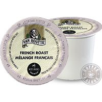 Van Houtte French Roast Decaf Kcup