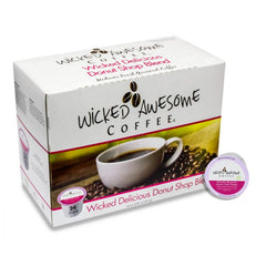 Wicked Awesome Coffee - Wicked Delicious Donut Shop Blend