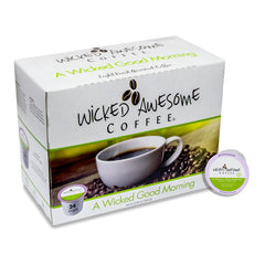 Wicked Awesome Coffee - A Wicked Good Morning