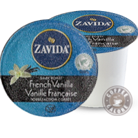 Zavida French Vanilla Dark Roast