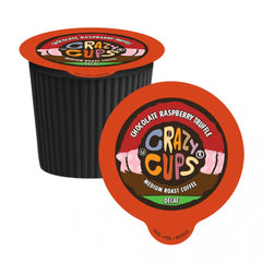 CRAZY CUPS Chcolcate Raspberry Truffle DECAF