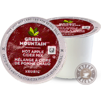 Green Mountain Hot Apple Cider Kcup