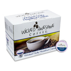 Wicked Awesome Coffee - Wicked Nutty Hazelnut Creme