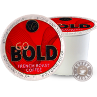 Wolfgang Puck Go Bold Kcup