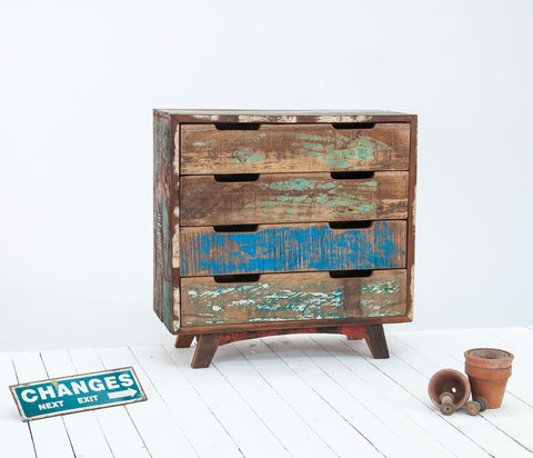 Reclaimed Boat Driftwood Furniture