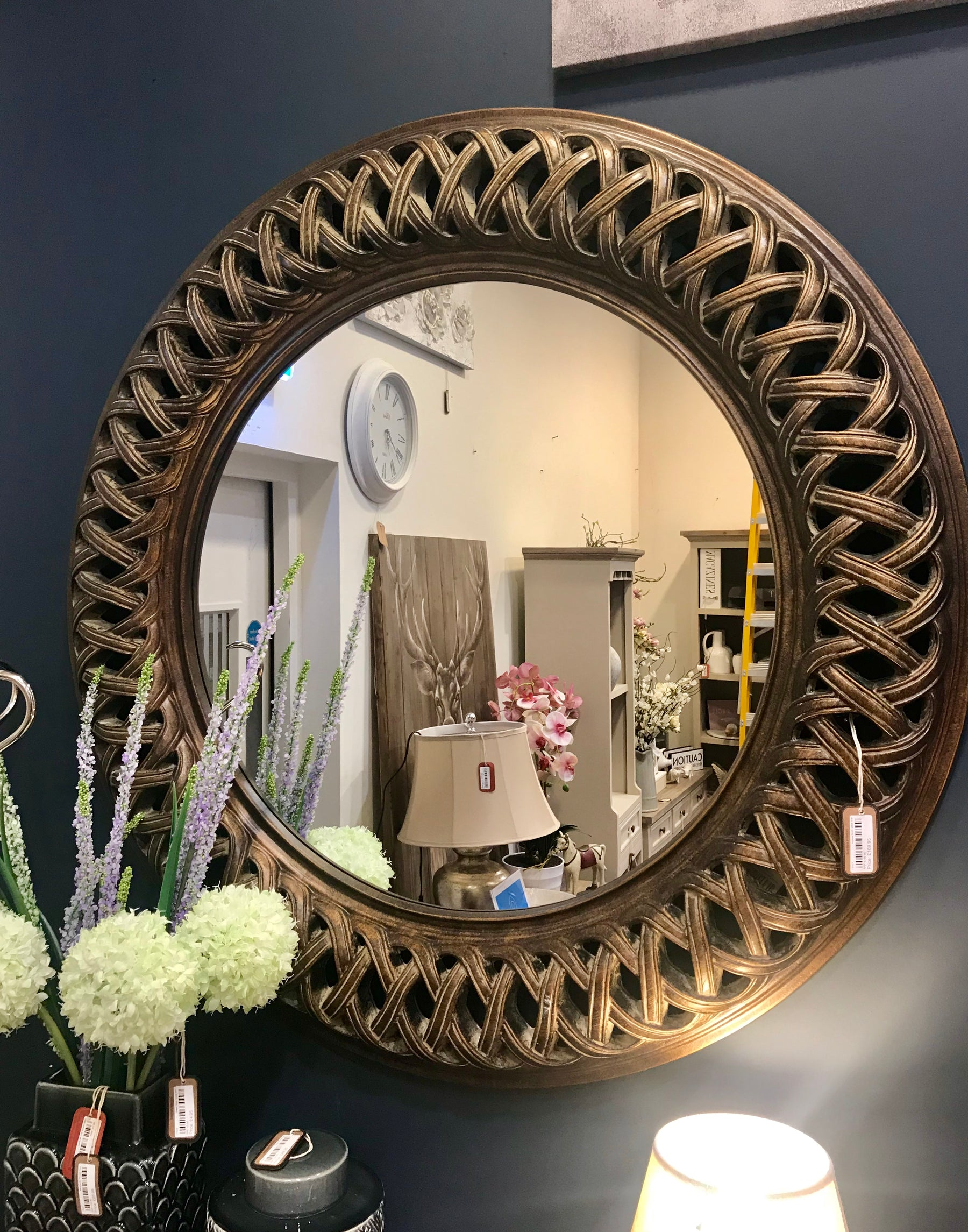 Vintage, Baroque & Shabby Chic Wall Mirrors