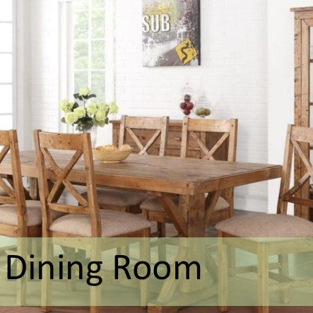 Rustic Farmhouse Dining Rooms