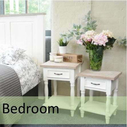French Shabby Chic Bedroom Furniture