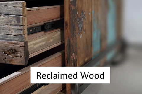Reclaimed Wood Furniture Guide