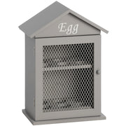 Cottage Grey Eggs Cabinet