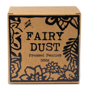 Pressed Peonies Fizzing Bath Fairy Dust