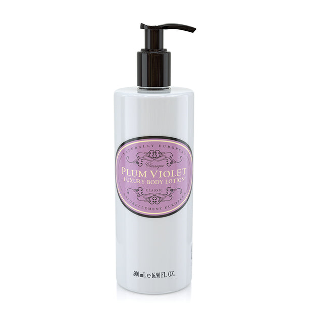 Plum Violet Body Lotion