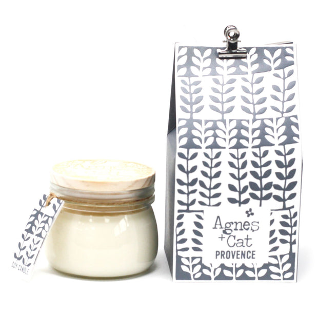 Agnes & Cat Provence Soy Candle
