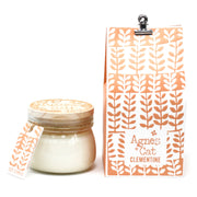 Agnes & Cat Clementine Soy Candle