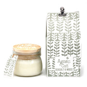 Agnes & Cat Seasalt & Moss Soy Candle