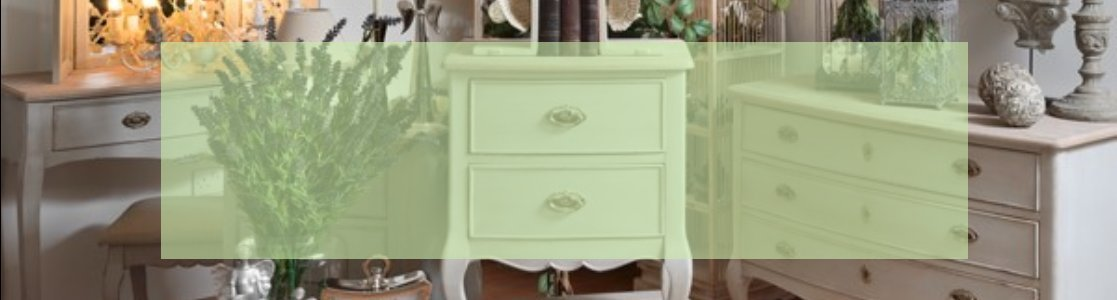 Shabby Chic French Louis Furniture