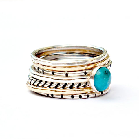 Stacking Ring Set | X