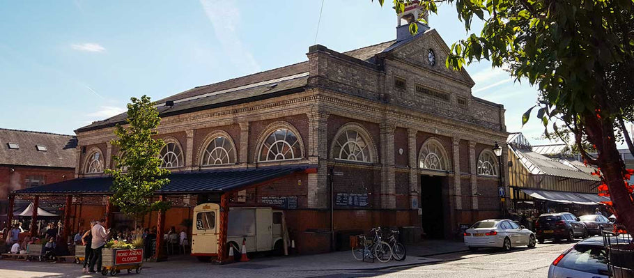 Altrincham Market - Home to the best artisans and independent retailers