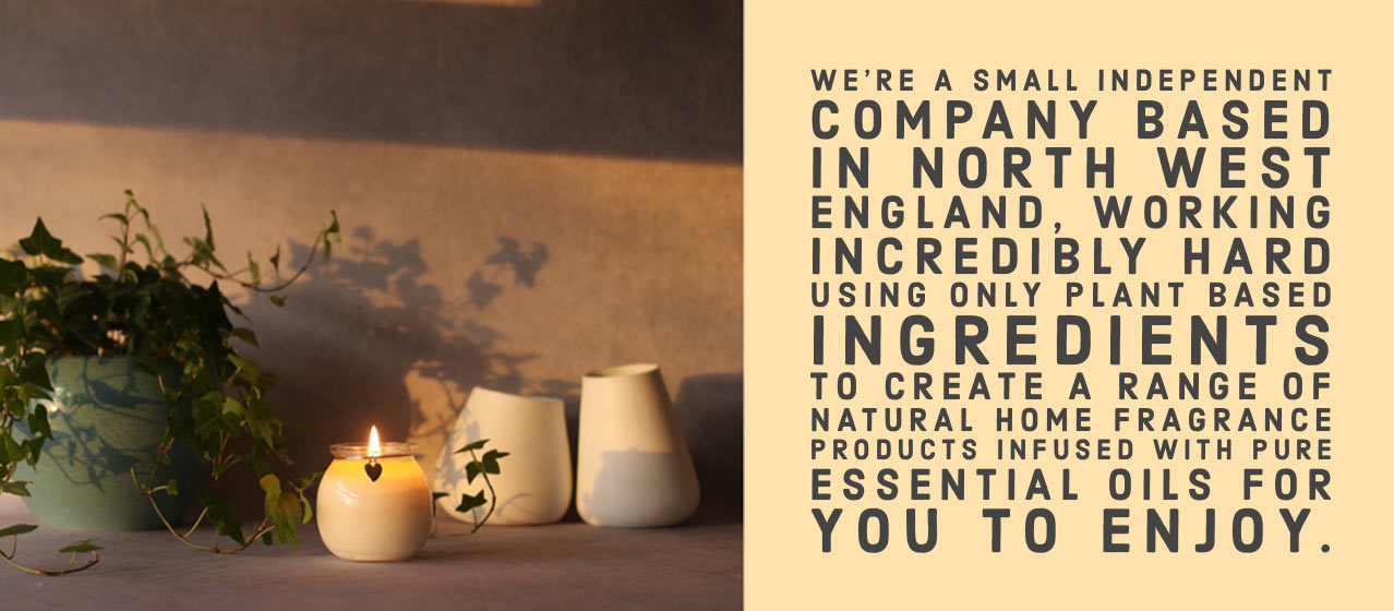 best aromatherapy candles uk - essential oil candles - handmade natural candles